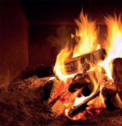 Ateşin Yakılması