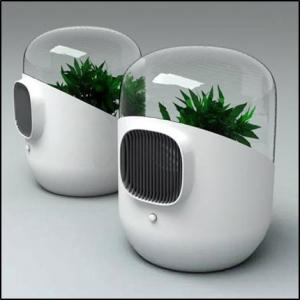Nasa nın Bioev deneylerinde kullanmış Olduğu bitki destekli özel hava temizleme cihazları